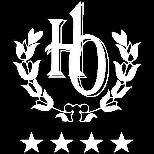Hotel Orientale weißes Logo